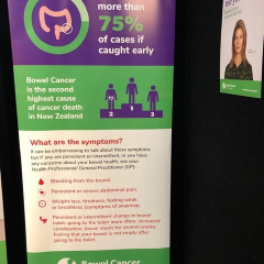 Bowel Cancer is curable GP Conference 2019