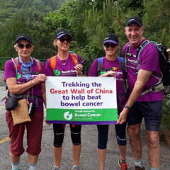 2019 Hike for Health Team