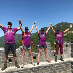 The 2019 Hike for Health Team
