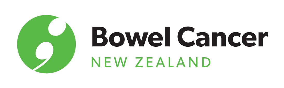 Bowel Cancer NZ Logo