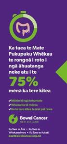 Understanding Bowel Cancer - Maori