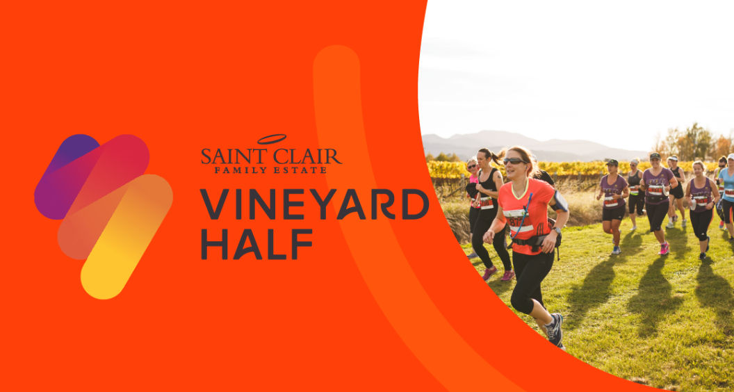 St Clair Vineyard Half Marathon