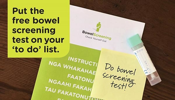 What's involved - bowel cancer screening