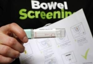 bowel screening test