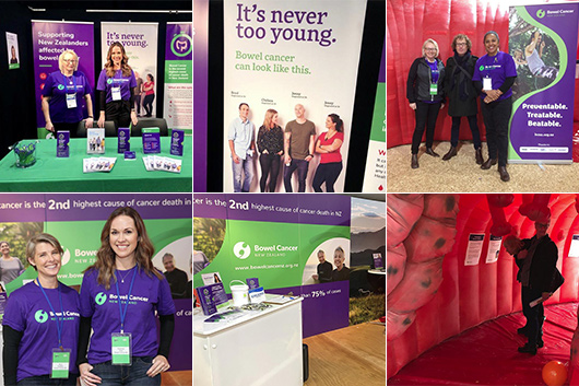 Bowel Cancer NZ Supporters