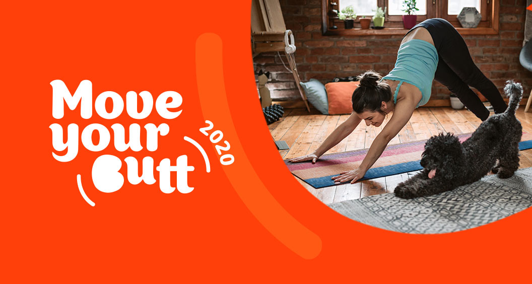 Move your butt campaign