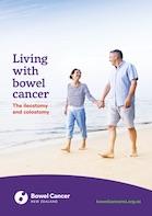 Bowel Cancer ostomy booklet