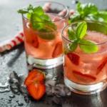 strawberry basil soda recipe